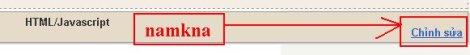 Hiển thị Widget ở những trang nhất định trong Blogspot - ẩn hiện Wiget ở những trang nhất định